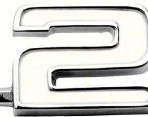 """OER 1969-74 """"427"""" Fender Emblem C119"""