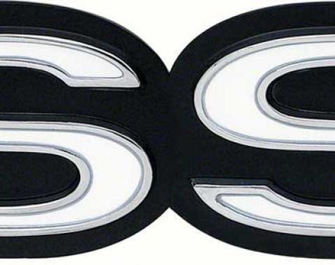 Nova Grille Emblem, Super Sport, 1973-1974