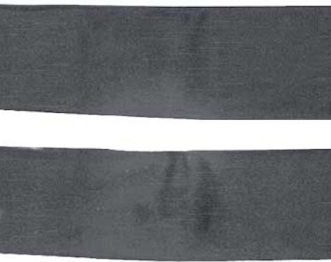 "OER 65"" Black Convertible Top Pads K54000"