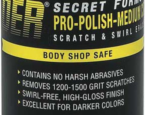 OER Secret Formula Pro-Polish 32 Oz Scratch & Swirl-B-Gone Medium Cut K89610