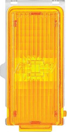 OER 1977-78 Nova Park Lamp Assembly - LH 944331
