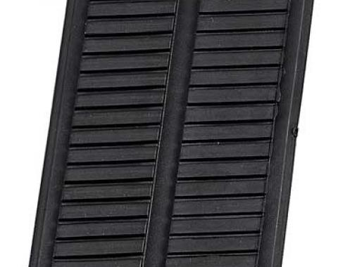 OER 1967Camaro / Firebird, 1968-79 Nova OE Style Accelerator Pad with Steel Backing 3909978