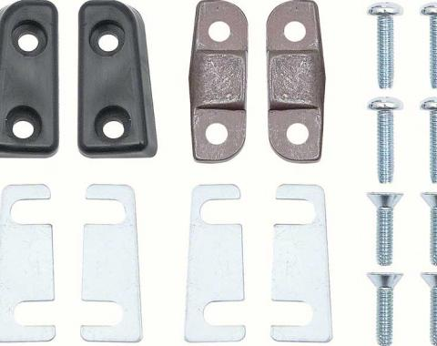 OER 1967-69 Camaro / Firebird, 1966-67 Nova Door Alignment Wedge Set K1901
