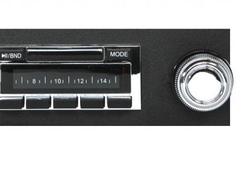 Custom Autosound 1968-1976 Chevrolet Nova USA-630 Radio