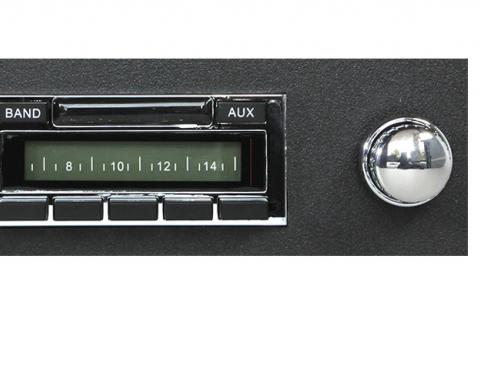 Custom Autosound 1968-1976 Chevrolet Nova USA-230 Radio